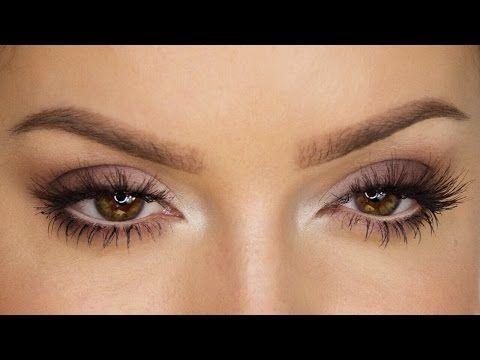 Daytime Glam MakeUp Tutorial | Shonagh Scott | ShowMe MakeUp - YouTube