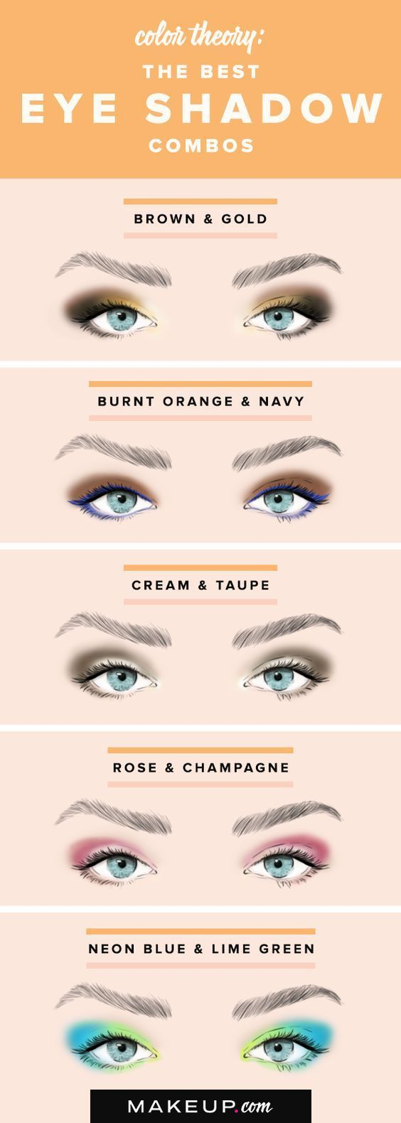 Makeup Ideas 2017 2018 Doing Pretty Eye Shadow Doesnt Have To Be