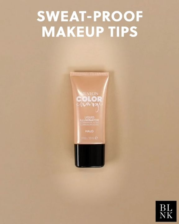 Drugstore Beauty Secrets for Sweat-Proof Makeup #summerbeauty #sweatproofmakeup ...