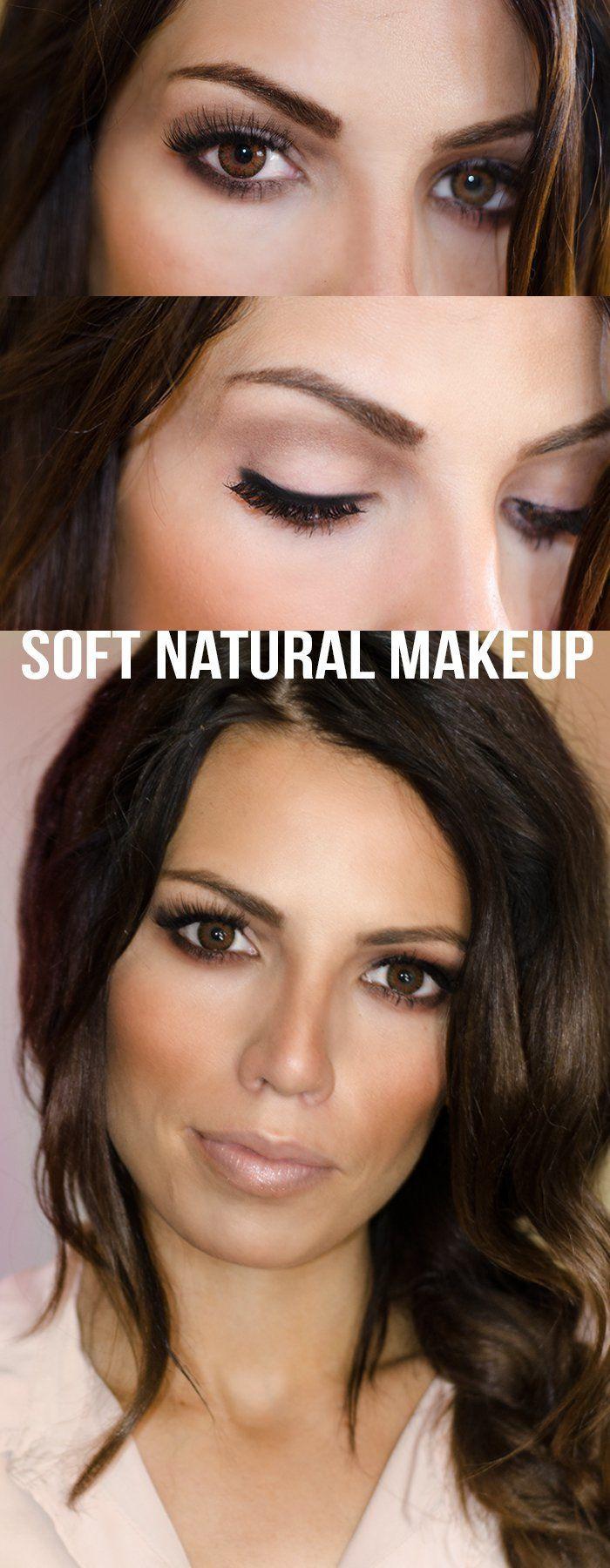 Easy makeup tutorial!