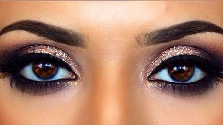 Eye Makeup Tutorial For Beginners || Tips & Tricks** 12