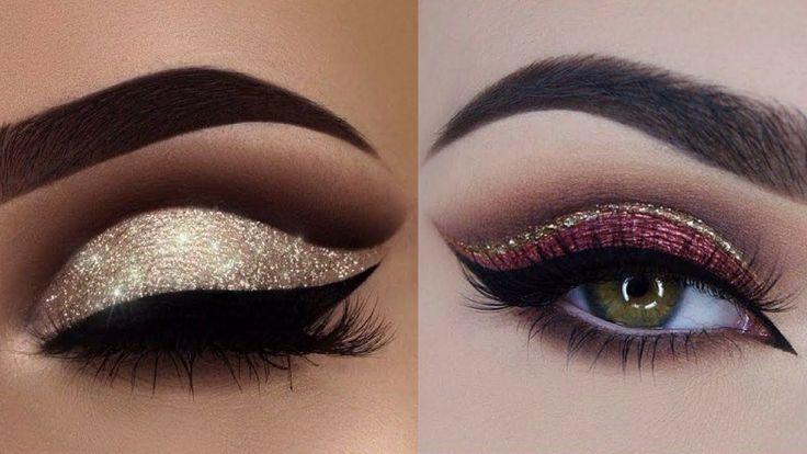 Eye Makeup Tutorial For Beginners || Tips & Tricks**4