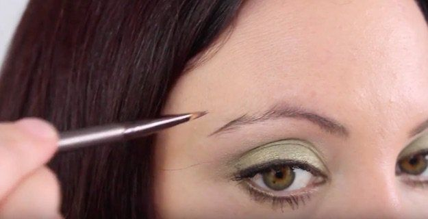 Fill in Brows | Pantone Color of the Year Eye Makeup Tutorial