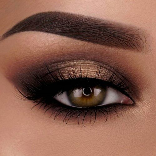 Flattering Ideas for Light Brown Eyes Makeup ★ See more: glaminati.com/...
