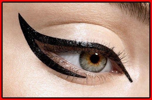 Flirten Cat Eye Makeup Tutorials  #flirten #makeup #tutorials