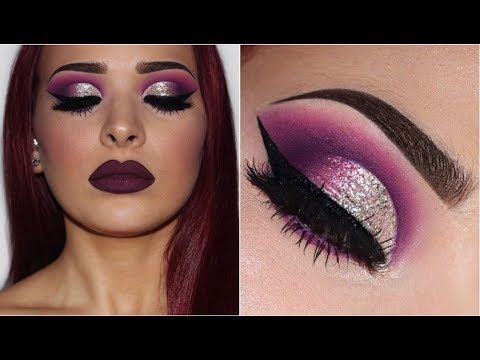 Heyy guys! (Watch in HD) Here is a video where I show you how to create a purple...