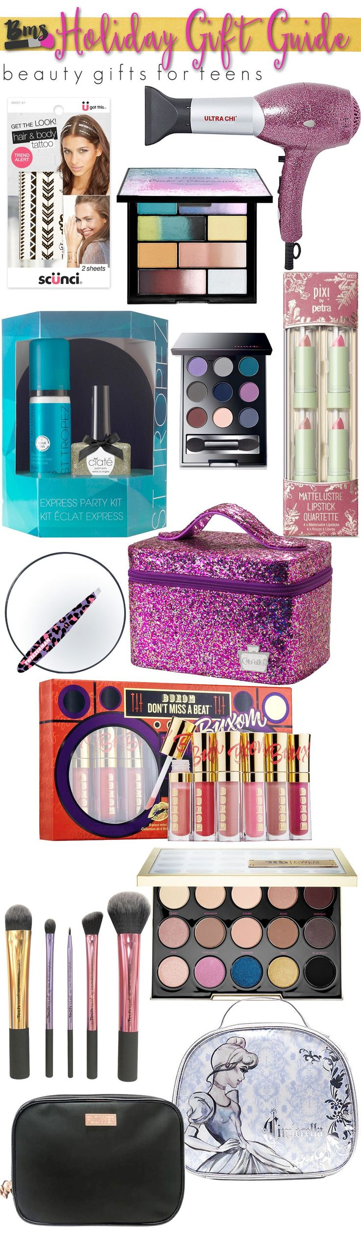 Holiday Gift Guide: Best Beauty Gifts for Teens