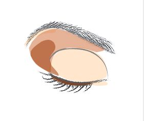 How to do deep-set eyes. I'll admit that I'm in my thirties and I still ...