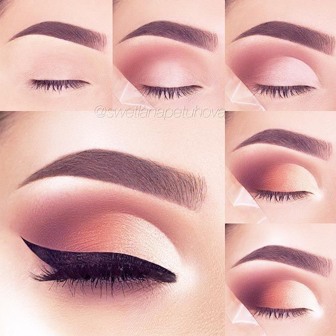 Makeup tutorials for brown eyes are extremely versatile, and when you just thoug...