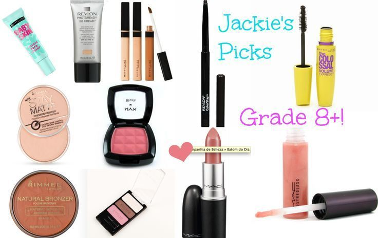 Middle School Makeup Looks for grades 6,7 & 8 ~ cute look with minimal makeup an...