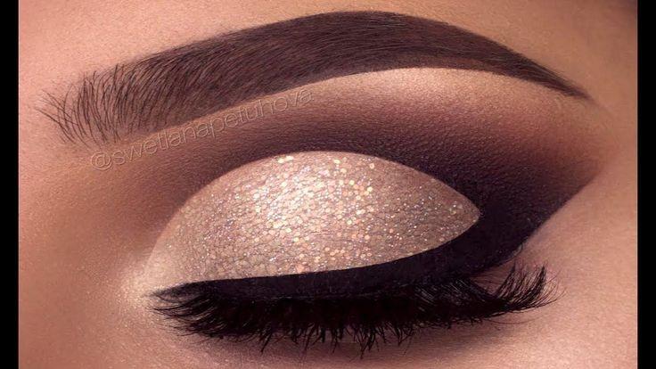 SMOKEY SHIMMERY Eye Makeup Tutorials