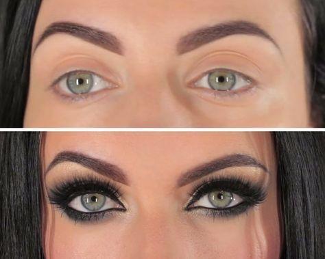 Sexy Smokey Eyes Makeup Tutorial How To Do Smokey Eyes | Makeup Tutorials makeup...