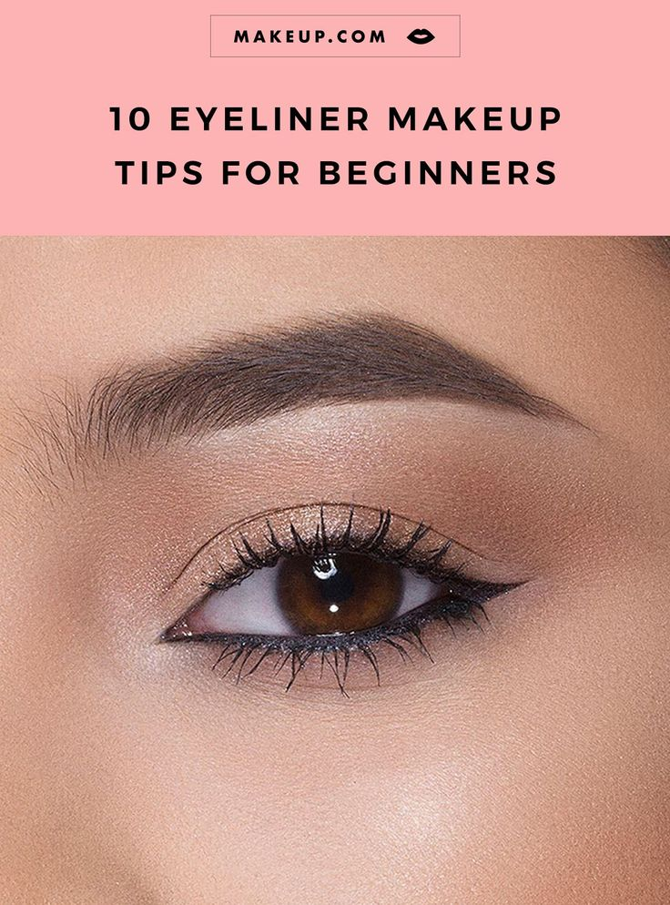 These eyeliner #tips and #tricks will make lining your eyes a breeze — even if...