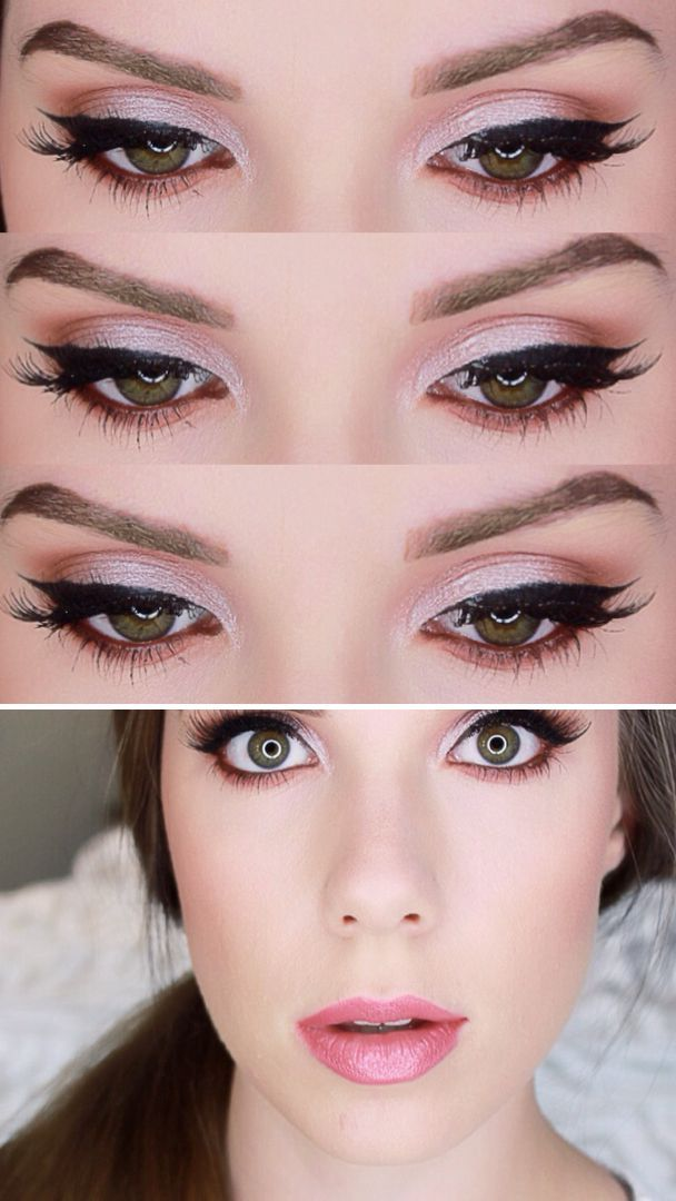 These tutorials by Sarah Nicole are so good! I love this bright, fresh go-to mak...