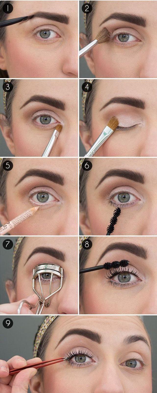 Tutorial to make Eyes Bigger