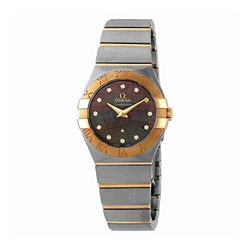 Omega Constellation Ladies Watch 123.20.27.60.57.007 -- For more information, vi...