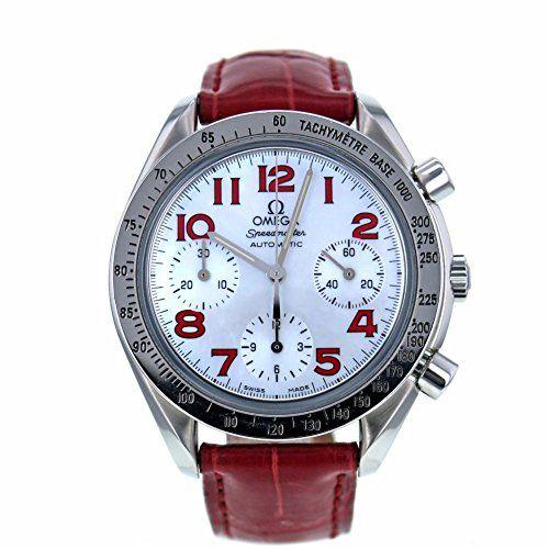 Omega Speedmaster swiss-quartz womens Watch (Certified Pre-owned) 3834.79.40 ***...