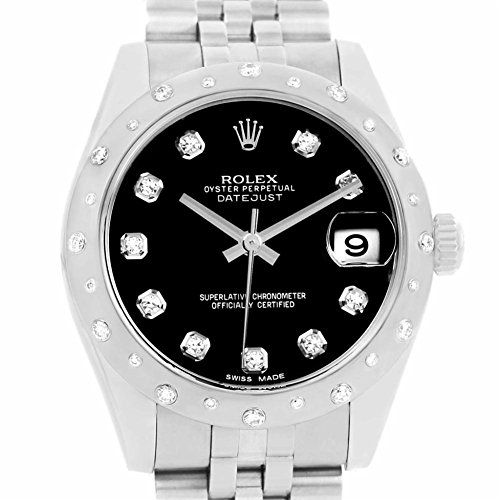 Rolex Datejust automatic-self-wind womens Watch 178344 (Certified Pre-owned) -- ...