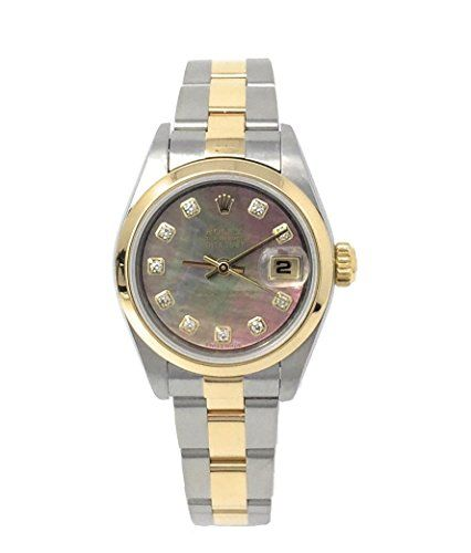 Rolex Datejust swiss-automatic womens Watch 79163 (Certified Pre-owned) * Click ...