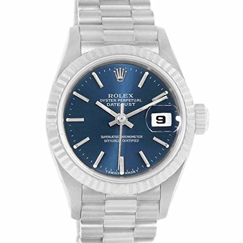 Rolex Day-Date automatic-self-wind womens Watch 69179 (Certified Pre-owned) ** D...