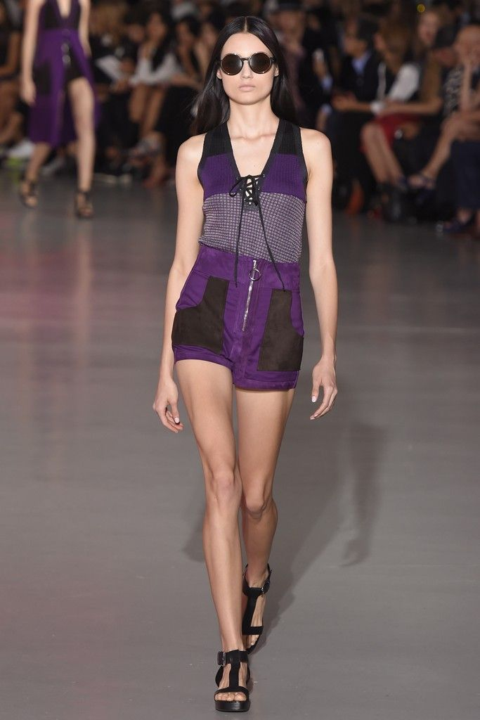 Costume National RTW Spring 2015 [Photo by Giovanni Giannoni]