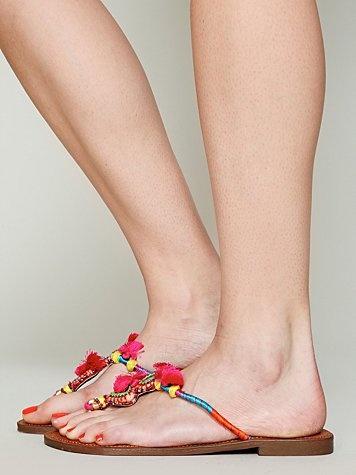Curacao Thong Sandal