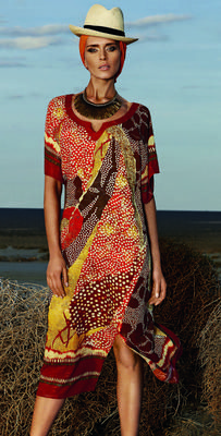 Maryan Mehlhorn 2015 Samburu Caftan 3771-316-890