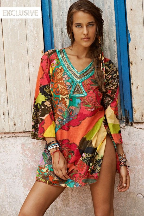 Maui Swimwear 'Across the Universe' Beach Cover Up by Maui 2013 | The Or...