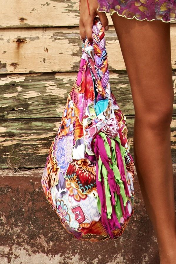 Maui Swimwear 'Melancholia' Beach Bag by Maui 2013 | The Orchid Boutique