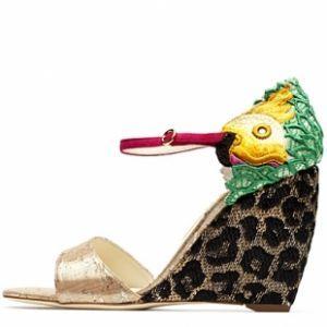 Rupert Sanderson Spring 2013 Shoe Collection