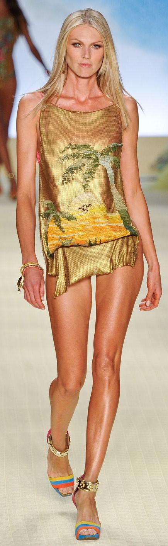 (São Paulo Fashion Week) Brazil Fashion Week 2013 ❥ Cia Marítima elle.abril....
