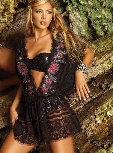 Tender Woman Cover Up By Paradizia Swimwear