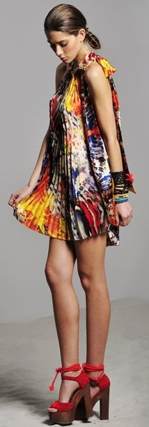 colorful fashion ♥✤ | Keep the Glamour | BeStayBeautiful