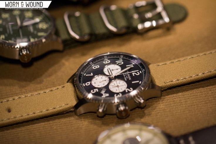 """""""Introducing Filson Watches"""" via Watchville"""