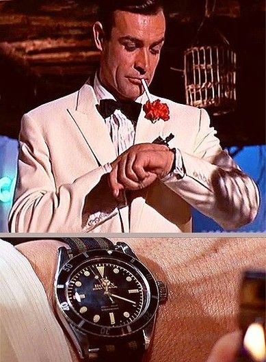 007 JAMES BOND,ROLEX SUBMARINER ref.6538,