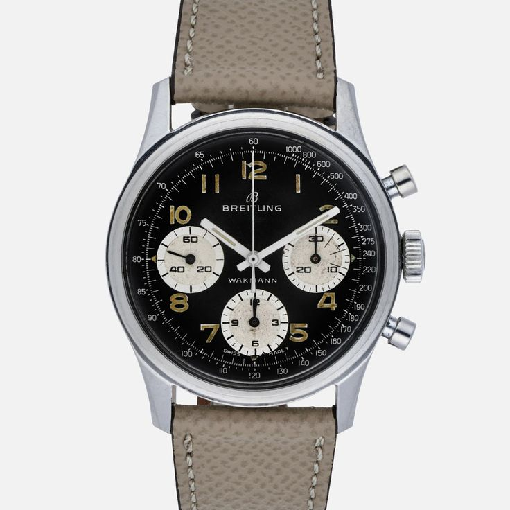 1960s Breitling Wakmann Reference 765
