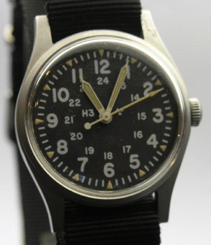 1960s Military Hamilton. $300