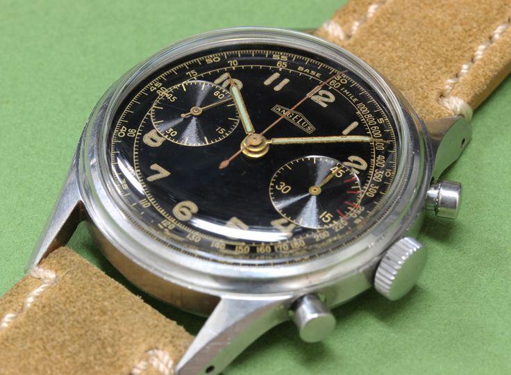 Angelus Chronograph Cal.215