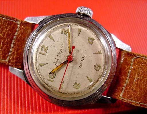 Ben Hogan Timex watch vintage 1953 - golfer wrist watch