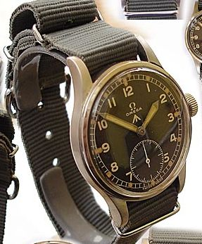 Extremely Rare WWII Omega Military Watch — HODINKEE - Wristwatch News, Reviews...