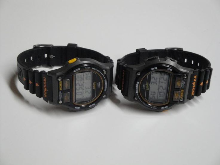 FS:* NOS* Vintage 484-A Timex Ironman 8-Lap,...(2-Available)