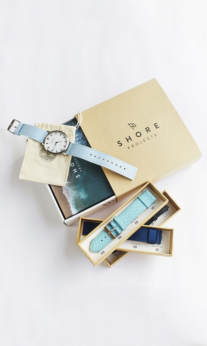 Gift Box // any watch and any three interchangeable straps