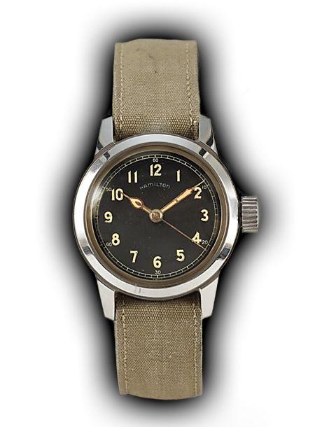 Hamilton WWII Military Watch