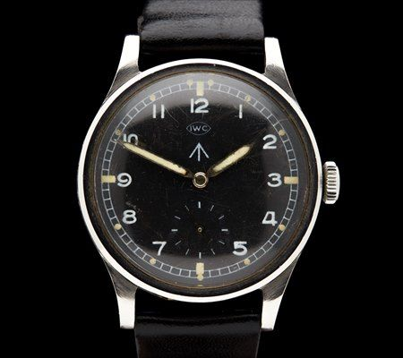 Mark X Military Stainless Steel