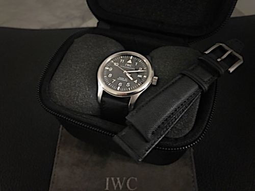 IWC Pilot Mark XV - - Collector's Watch!! - &