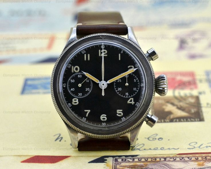 JUST IN: Breguet Type XX French Military Chronograph Originally Issued to the Fr...
