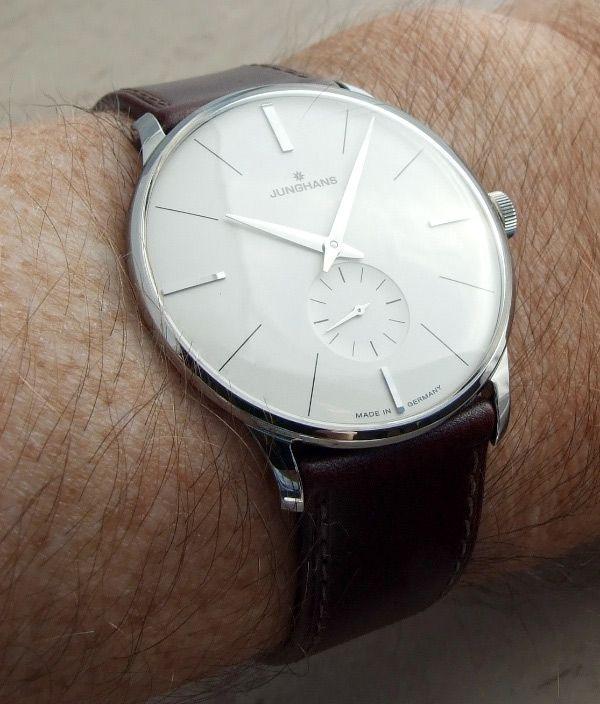 Junghans Meister Handwind Watch Review | aBlogtoWatch.