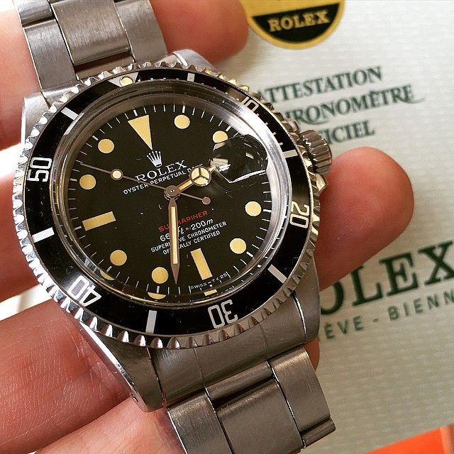 Just In - The Best 1680 Red Sub We've Ever Had. Full Set, Service Receipt, H...