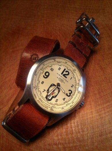 Nato vintage for my Qne