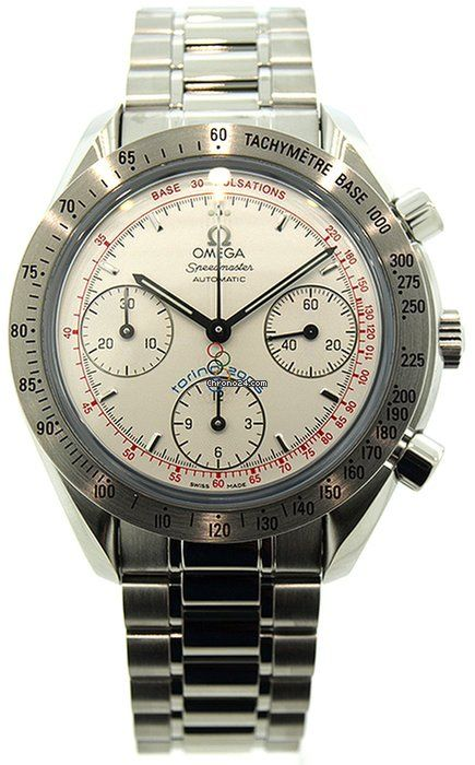 Omega Speedmaster Torino Chronograph 3538.30.00 Automatic Watch for $2,045 for s...